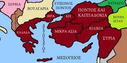 Rome map (Fidem Pacis)