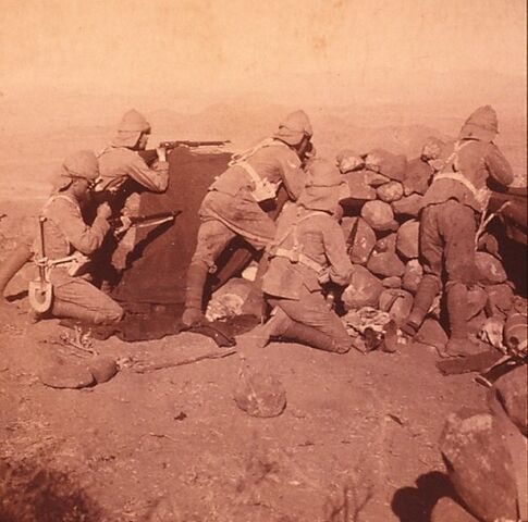 File:Royal Welsh Army Sanger - Battle of Carmarthen.jpg