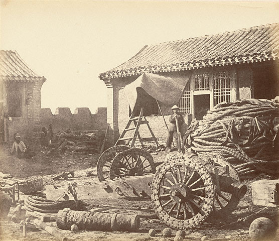 File:A Pehtang Fort in 1860.jpg