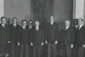 The Soviet–Polish Non-Aggression Pact 1932
