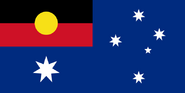 800px-Flag of Australia with Aboriginal flag replacing Union flag svg