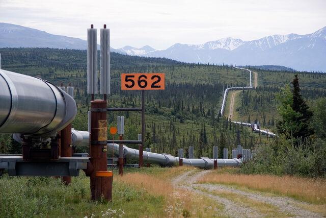 File:Great Alaskan Pipeline.jpg