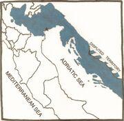 Republic of Venice 1600