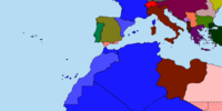 Treaty of Le Havre (Look Out, Sir! Revised Map Game)
