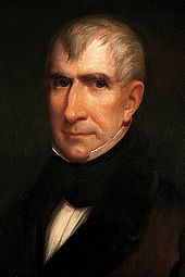 William Henry Harrison, 1835