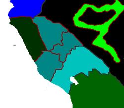 Division of Uttarshina (PMII)