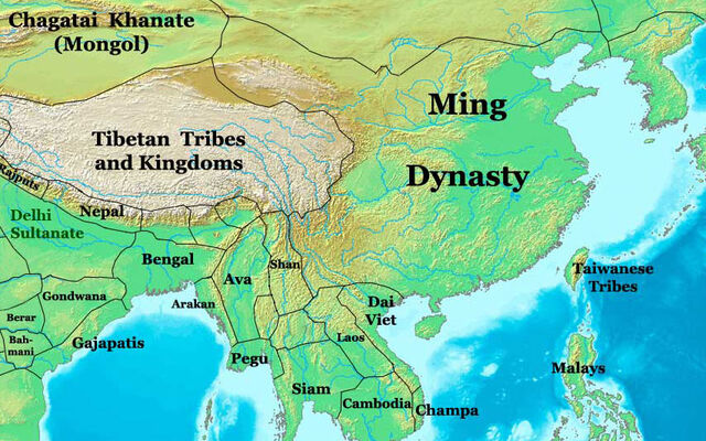 File:Ming Dynasty Map.jpg