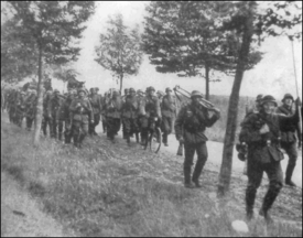 Fall Grun German Infantry March