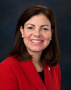 Kelly Ayotte, Official Portrait, 112th Congress