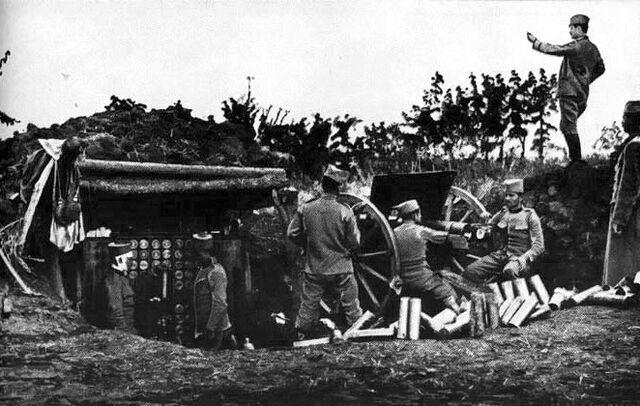 File:Serbian Artillery WW1.jpg