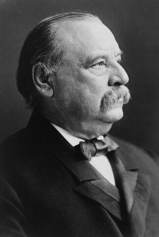 File:President Grover Cleveland Restored.jpg