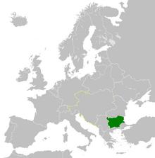 Bulgaria (1920) TNE