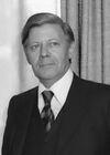 Bundesarchiv Bild Helmut Schmidt 1975 cropped