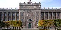 Swedish Parliament (Oldenburg Sweden)
