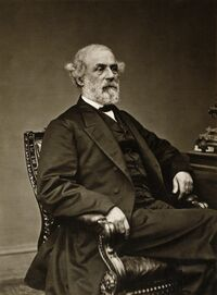 President Lee in 1869
