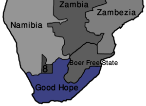 Map Good Hope (VegWorld)