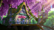 The Chipettes New Treehouse