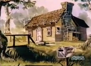 The Old Seville House in 80s Series