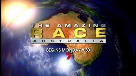 The Amazing Race Australia 2011 SNEAK PEEK