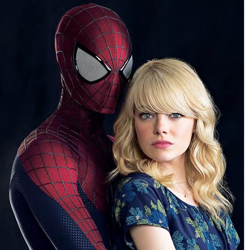 Tumblr N1yspmB6BT1s42j7go1 Spiderman And Gwen Stacy Wallpaper