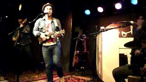 Kris Allen - My Weakness (Toronto, April 23, 2013 - The Rivoli)