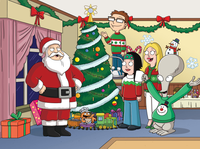 The Most Adequate Christmas Ever | American Dad Wikia | FANDOM ...