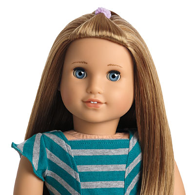 photos of american girl doll mckenna