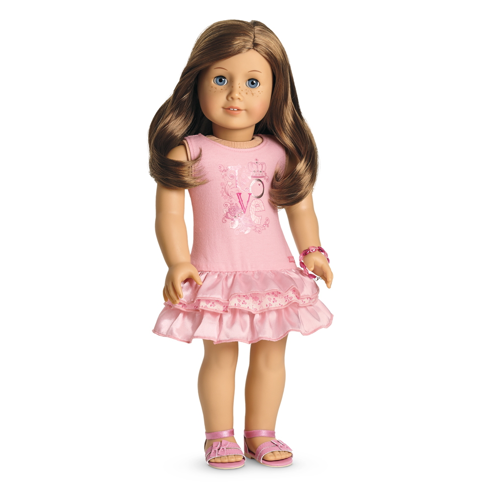 Pretty Pink Outfit  American Girl Wiki  Fandom powered by Wikia