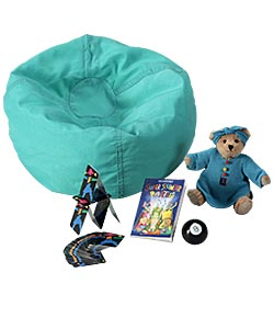 Beanbag Chair Bear And Games