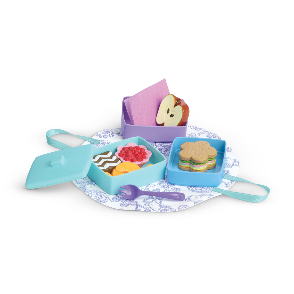Stackable Lunch Set American Girl Wiki Fandom Powered