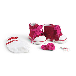 BerrySneakersSocksSet