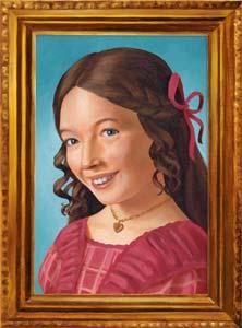 Marie-Grace Gardner & Cecile Rey 1853