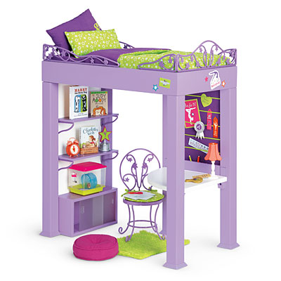 Image result for american girl beds