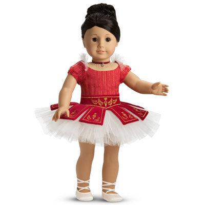 Ruby Ballet Outfit