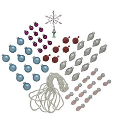 SparkleTreeDecorations