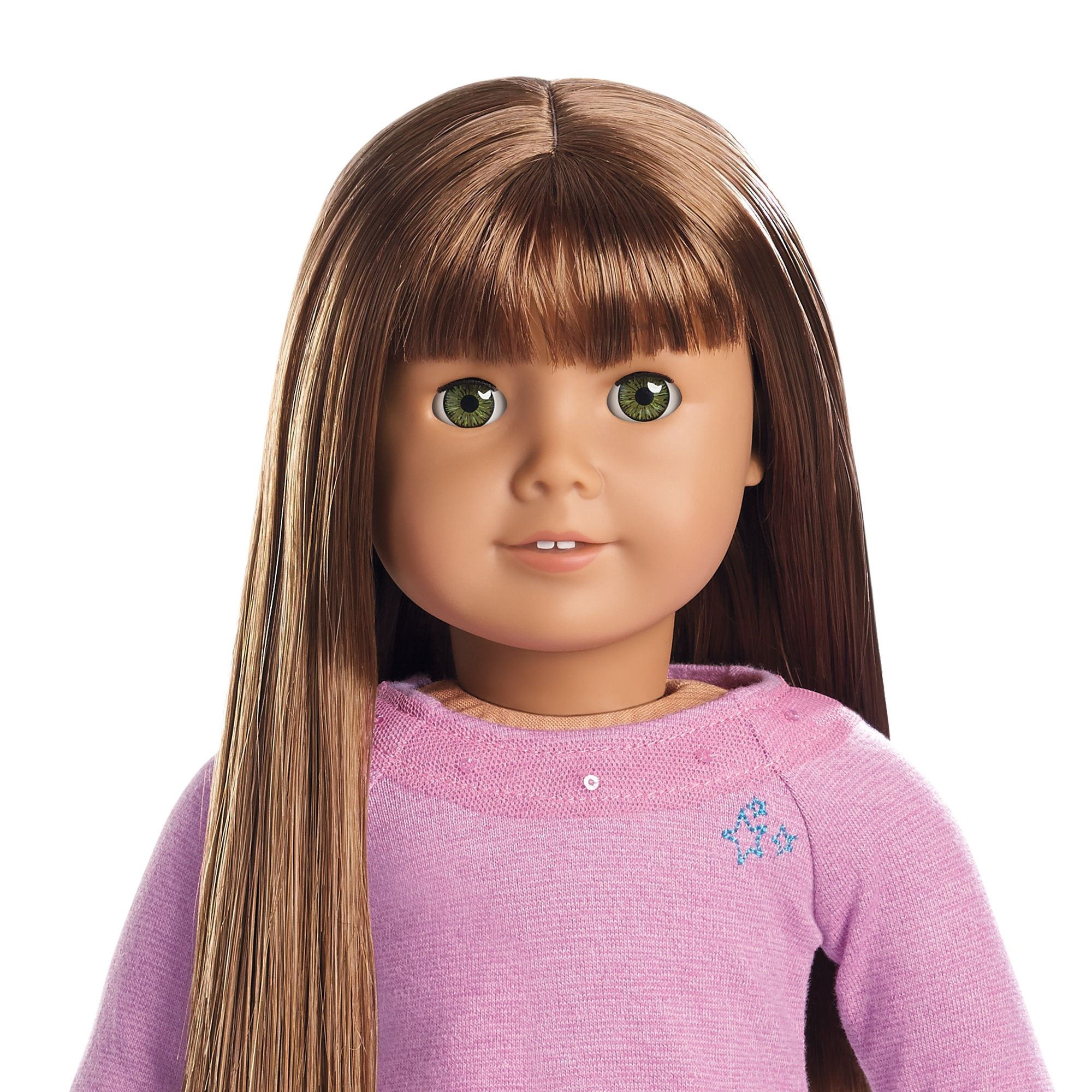 How to name a doll