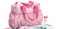 Bitty's Diaper Bag Set