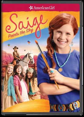 Saige DVD