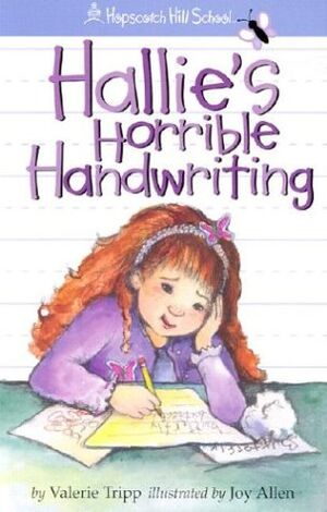 HalliesHorribleHandwriting