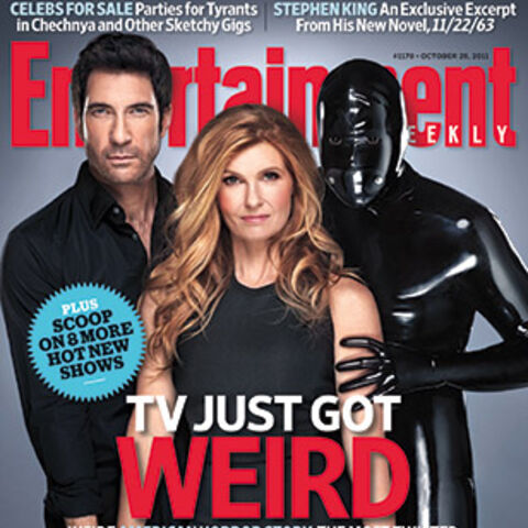 Entertainment Weekly - October 28, 2011
