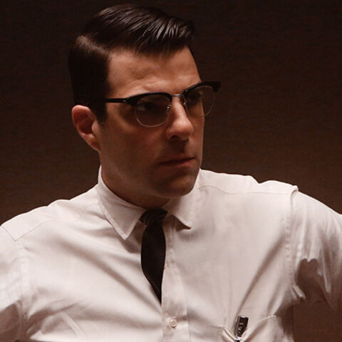 Zachary Quinto in the role of <a href=