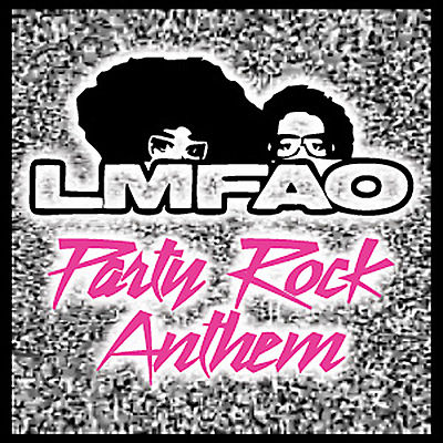 Lmfao Party Rock Anthem Album Lmfao Party Rock Anthem Cover
