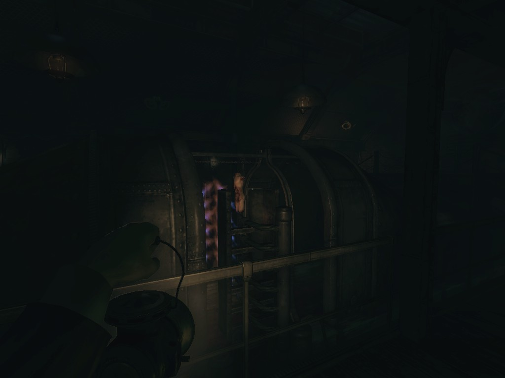 amnesia the dark descent how to open machine room