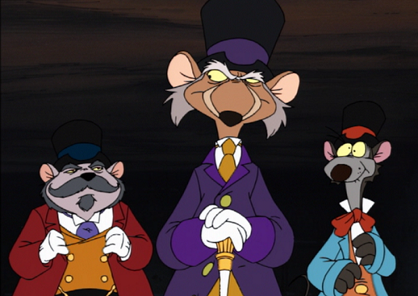 Image result for an american tail 3 villains