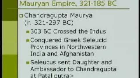 Asian Civilization-Part06-Indian Republics & Kingdoms (600 Bc - 180 BC)-0