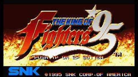 KOF 95 Athena's Team Theme