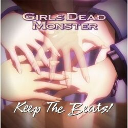 Angel Beats Girls Dead Monster cover album