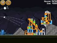Official Angry Birds Walkthrough Mine and Dine 15-13
