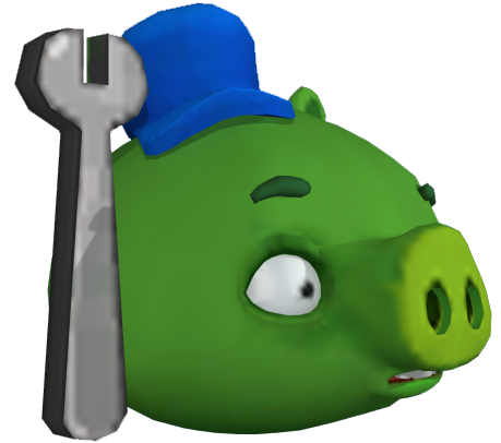 File:ANGRY BIRDS GO MECHANIC PIG CGI.png