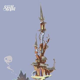 (Concept Art) Castillo de Gale
